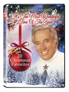 "Andy Williams Sings ""It's the Most Wonderful Time of the Year"""