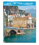 Best of Europe - Beautiful Italy Blu-Ray + Combo Pack