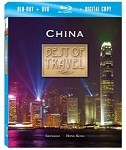 Best of Travel - China Blu-Ray + Combo Pack