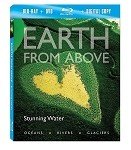 Earth From Above - Stunning Water Blu-Ray + Combo Pack